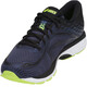 asics Gel-Cumulus 19 Shoes Men Indigo Blue/Black/Safety Yellow